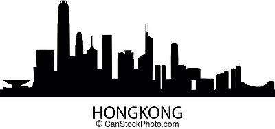 hongkong, horizon