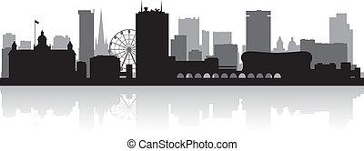 horizon ville, silhouette, birmingham