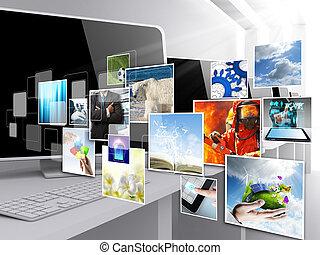 images, ruisseler, internet