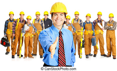 industriel, entrepreneurs