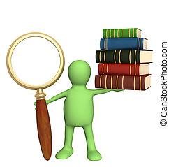 information, recherche