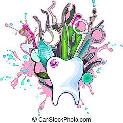 instruments dentaires