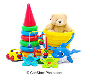 jouets, collection