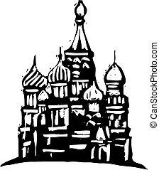 kremlin, russie
