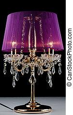 lampe, contemporain