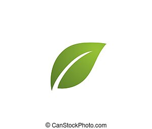 logo, écologie, -, illustration, vectors