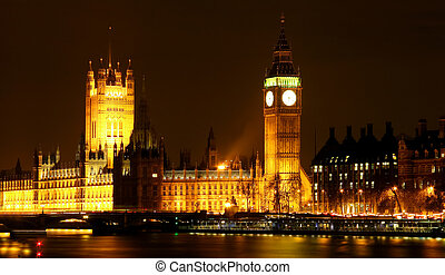 londres, tamise