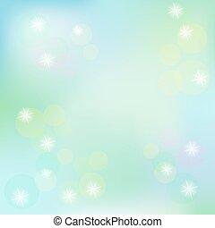 lumière, résumé, vecteur, illustration, fond