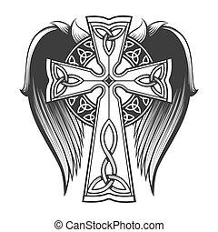 mélange celtique, ailes