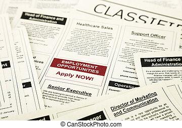 maintenant, métier, appliquer, annonces, classifieds, occasion