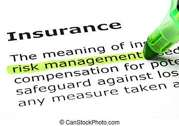 mis valeur, 'risk, management', 'insurance', sous