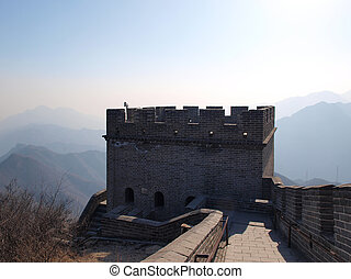 mur, chinois