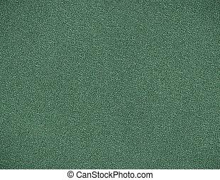 mur, grained, arrière-plan vert, texture