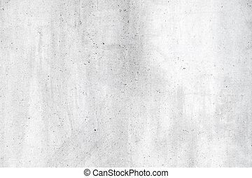 mur, grunge, ciment