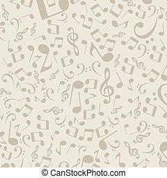 musical, fond