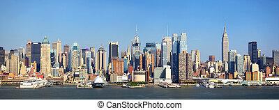 nouveau, horizon, york