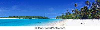 panoramique, lagune