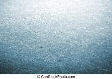 parc patin, glace