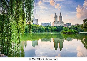 parc ville, central, new york