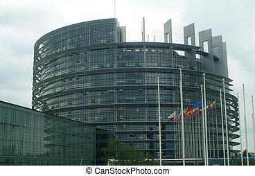 parlement, européen