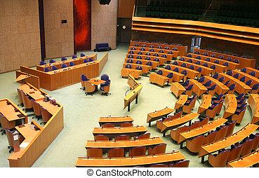 parlement, hollandais