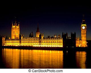 parlement, maison