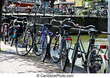 pays-bas, amsterdam, hollande, capital