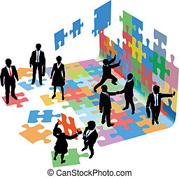 professionnels, démarrage, problèmes, résoudre, construire