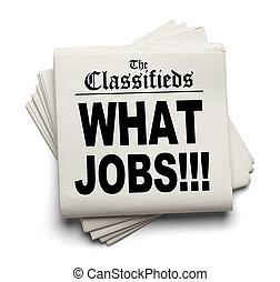 quel, classifieds, travaux