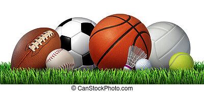 récréation, sports, loisir