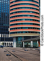 rotterdam, business, centres