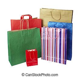 sac, consumérisme, achat vente détail