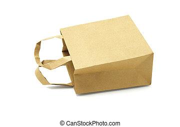 sac papier brun