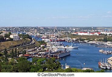 sevastopol, port