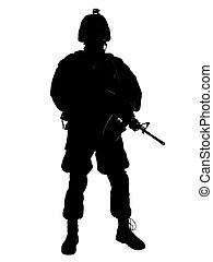 soldat, nous