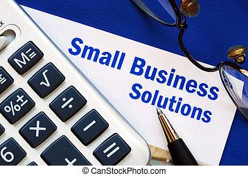 solutions, business, petit