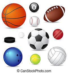 sport, balles