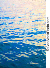 surface eau, mer