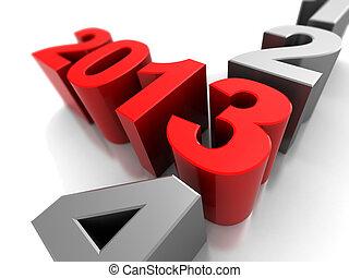 symbole, nouvel an