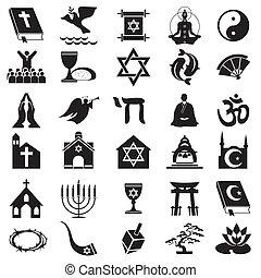 symbole, religieux