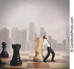 tactique, stratégie commerciale