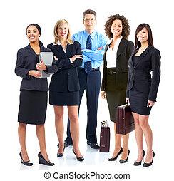 team., business