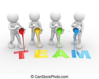 """team"", mot"