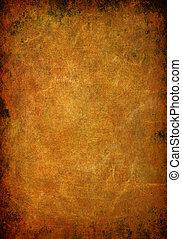 texture, grunge, arrière-plan beige
