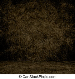 texture., mur, grunge, intérieur, conçu, plancher, fond
