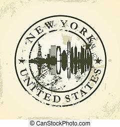 timbre, new york, usa
