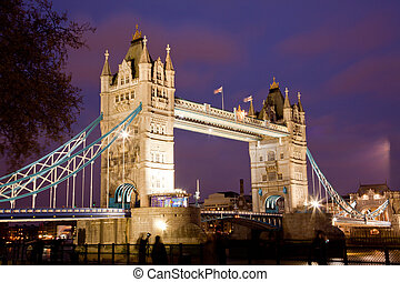 tourdu pont, londres