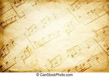 vendange, musique