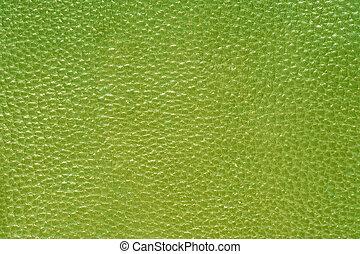 vert, cuir
